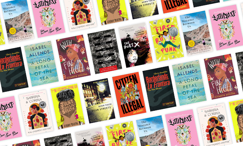 Top 10 Latinx Books In Honor of Hispanic Heritage Month