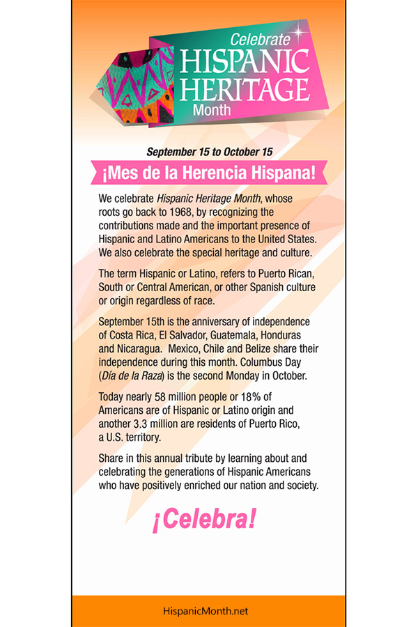 receised_Hispanic Heritage Month Infocard Orange Web